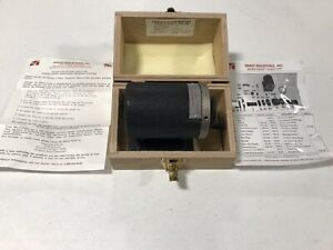 New Simco Micro grind 5c Collet Spin Index Jig Grinding Fixture Tool Machinist