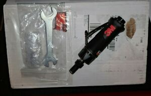 3m Die Grinder 28629 Pneumatic Power 0 3 Hp Motor 1 4 Collet 25000 Rpm Usa