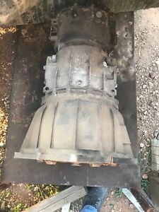 2011 Gmc 2500 Hd Transmission From 4 X 4 Truck No Transfer Case Allison 1000