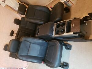 F250 F350 2017 2018 2019 Seats And Console Lariat King Ranch