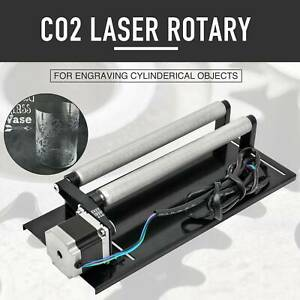 Regular rotation axis Cylinder Rotary for co2 laser engraver engraving machine