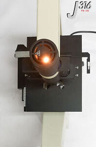 17102 Carl Zeiss Inverted Microscope W 3 Obj Pl 10x 18 451200 Axiovert 25