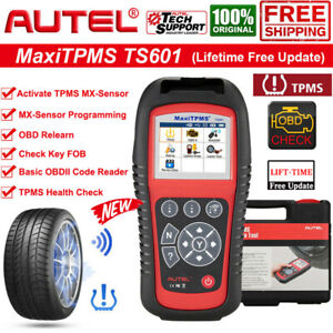 Autel Car Tpms Diagnostic Scan Tool Mx sensor Activation Programming Obd Relearn