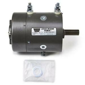 Warn 77893 12 Volt Winch Motor For M6000 M8000 Replaces 25982 25314