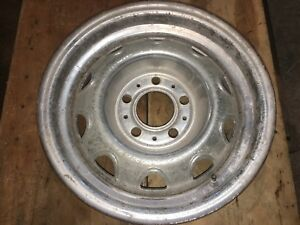1970 1971 1972 Dodge Challenger Plymouth Barracuda Rallye Rim Wheel 14 X 5 1 2
