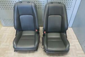 2016 2017 Lexus Is200t Front Seat Set Bucket Electric Leather Rwd Oem