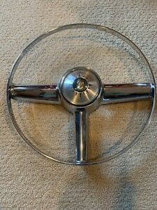 1953 1954 Desoro Horn Ring And Button 1530614
