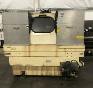 Studer S40 12 Cnc Universal Cylindrical Grinder Fanuc 18i t Swing 7 Centers 23