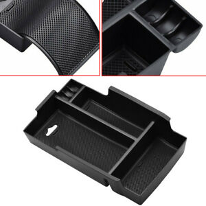 For Toyota Camry 2011 17 Accessories Box Center Console Organizer Holder Abs