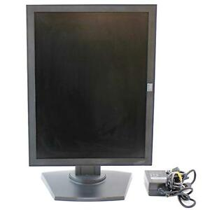 Barco Mdrc 2120 K9301900a Medical X ray 20 Color Lcd Monitor With Power Supply