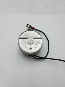Genreal Time 1 30 Rpm Motor E15450 A2321a1 120v 60cy 3 7w