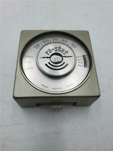 Ra stat Jt420a Heating And Cooling Thermostat