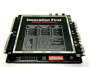 Innovation First 10210667 Robot Controller Frrc Status Alerts Fuse Faults