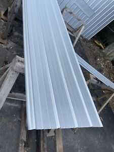 250x Sheets3x16 New Metal Roofing Panels Galvalume Plus read Full Descriptions