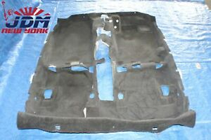 02 03 04 05 06 Jdm Honda Acura Integra Rsx Dc5 Type R Oem Rhd Black Floor Carpet