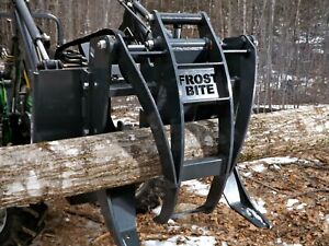 Frostbite Grapple Skid Steer Grapple Tractor Grapple Log Grapple