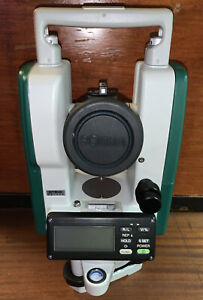 Sokkia Dt940 9 Second Single Display Laser Digital Theodolite By Topcon sokkia