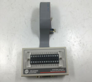 Beckman Coulter System Gold Remote Interface Module