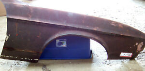 1971 1972 Other Ford Mustang Mach1 Rh Passenger Front Fender Oem