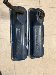Used Oem Ford 351 Cleveland Power By Ford 1 Pair