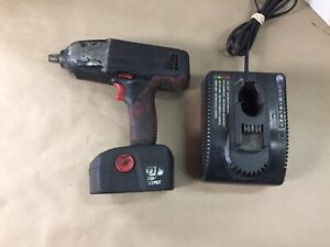 Snap On Ct1850ho 1 2 Impact Wrench W 18v Battery Charger