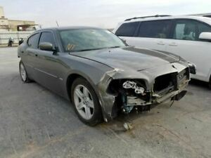 Driver Front Seat Bucket Leather Electric Fits 06 08 Charger 2425338