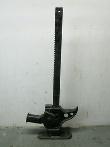 Vintage Car Truck Jack Cast Iron Tractor Farm