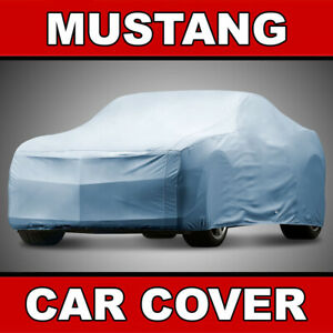 Ford Mustang custom fit Car Cover Premium Waterproof high quality