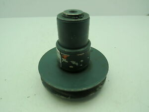 Reliance Reeves X v Size 5675 Variable Speed Pulley 5 8 Bore H95501