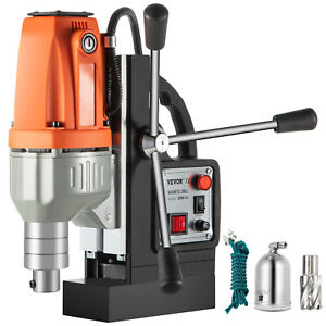 Brm 35 Magnetic Drill Press 12 35mm Boring Tapping 2250 Lbs Magnet Force 980w
