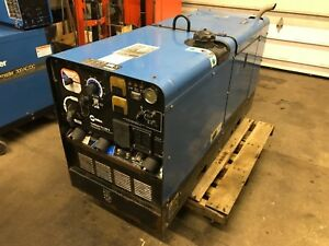 Miller Trailblazer Pro 350 Diesel Welder Generator Only 1571 Hours Will Ship