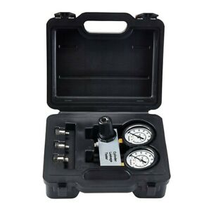 Cylinder Leak Down Tester With Case