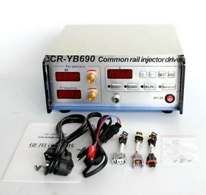 Common Rail Injector Tester Cr yb690 For Bosch denso delphi Injectors Drive Us