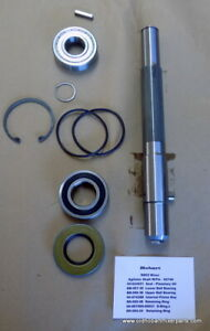 Hobart M802 Mixer Agitator Shaft Repair Kit Shaft W pin 65749 00 024651 Oil seal