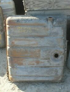 1949 1950 1951 Lincoln Cosmopolitan Flushed Out Fuel Gas Tank F