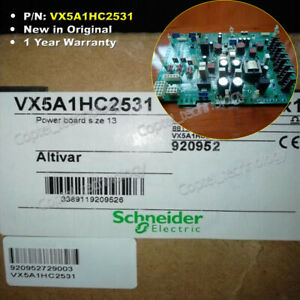 New Power Board Vx5a1hc2531 Fit For Schneider Atv61 315kw Atv71 250kw Dhl Fedex