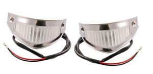 1951 1952 Ford Pickup Parking Lights Ford Truck Park Lamps Pair