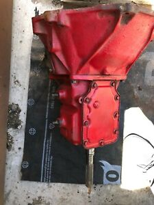 1970 Early Bronco Ford 3 Speed Transmission