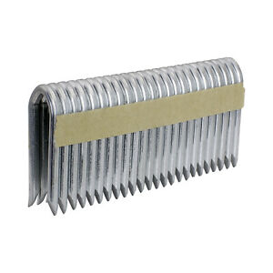 Freeman Fs9g1k2 9 gauge 2 Paper Collated Fencing Staples 1000 Ct mfr Direct