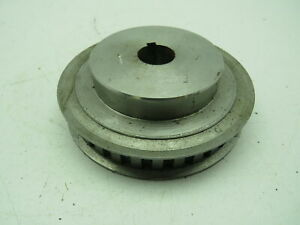 Browning 32lb050 Timing Belt Pulley Sprocket 3 8 Pitch 1 2 Width 32t 3 4 Bore