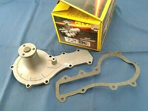 Gmb Water Pump 120 1260 Chrysler Dodge Plymouth 2 2l 2 5l 1989 Tc Turbo