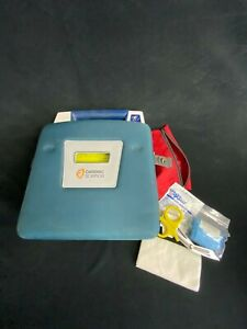 Cardiac Science Powerheart G3 Aed Powered On Works battery Low
