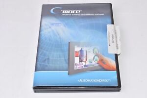 Automation Direct C more Operator Interface Programming Software