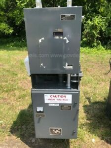 Cooper Crouse hinds Constant Current Regulator 5 step 10 Kw 480 Volts