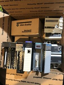 Allen Bradley Slc 500 Lot