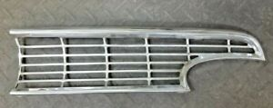 1956 Ford Fairlane Grille Driver Side Used Crown Victoria Hardtop Custom
