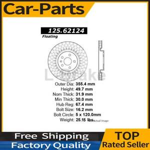 Fits Chevrolet Camaro 2010 2015 1x Centric Parts Front Disc Brake Rotor