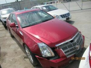 Driver Front Seat Excluding V Series With Power Lumbar Fits 09 Cts 2432857