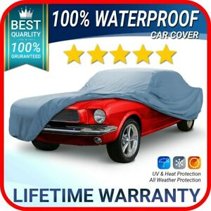 ford Mustang Fastback 1965 1966 Car Cover Warranty Premium custom fit
