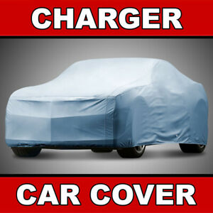 dodge Charger Car Cover Weather Waterproof Full Warranty custom fit
